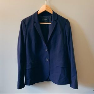 J. Crew flawless wool blazer & pencil skirt suit 4